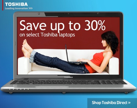 480x380 Save 30% On Satellite Laptops