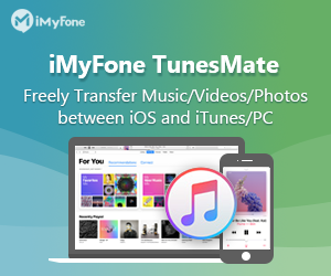 iMyFone TunesMate iPhone Transfer