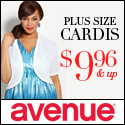 Hot Trends at Avenue.com