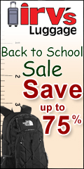 BACK TO SCHOOL '11- SALE!