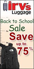 BACK TO SCHOOL '11- SALE!