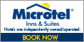 Deals on Microtel Inns & Suites: Extra 20% off 3 Nights Stay + Vacation Packages from $69.00