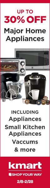 kmart appliances sales