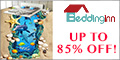 Up to 85% Off New Year Sale at Beddinginn.com!