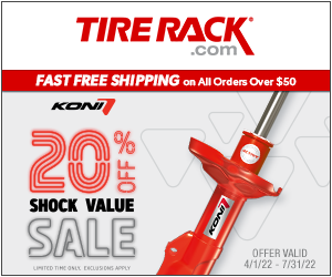 Tire Rack coupons