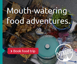 Mouth-watering food adventures 300x250