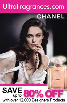 SAVE NOW at ultra fragrances