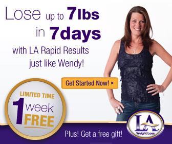 LA to Your Door Rapid Results Diet Program