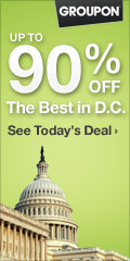 Daily Deals in Washington DC