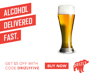 Drizly first order promo code