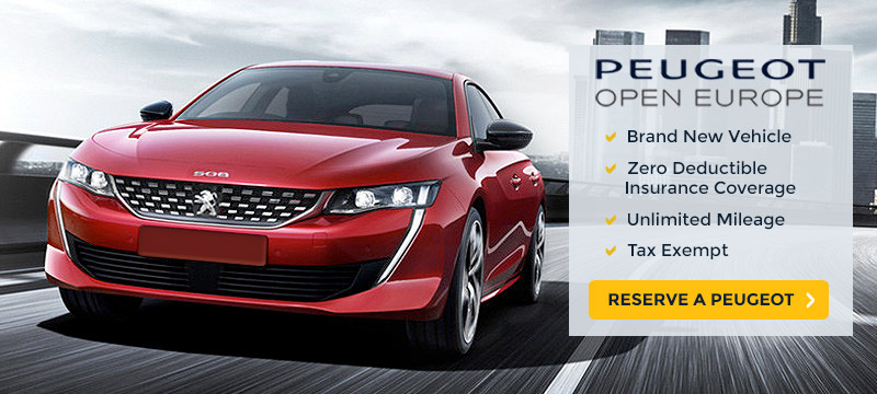 Car Rental-Peugeot Open Europe-800x360
