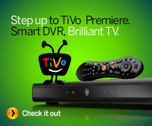Pre-loved TiVo HD DVR