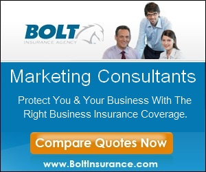 Marketing consultants need insurance too