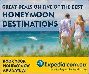Great deals on the best Honeymoon Destinations!