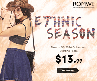 Romwe Weekly Must Have Flash Sale - Start from $18.99! Free Shipping!