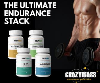 CrazyMass Endurance Stamina Stack