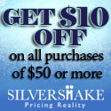 Sterling Silver Jewelry Coupons
