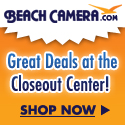 Great Deals at the Closeout Center @ BeachCamera