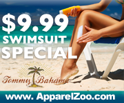 Women's Tommy Bahama Bikinis Only $9.99 at ApparelZoo.com!