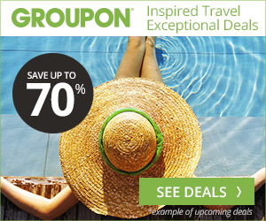 Groupon Getaways via kwasiTRAVEL