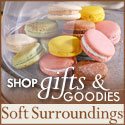 Shop unique gifts and goodies at Soft Surroundings!