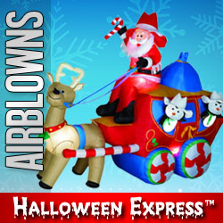 Holiday Savings at Halloween Express