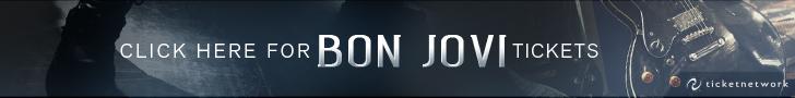 Buy Bon Jovi Tickets