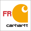 Carhartt Logo FR White 125x125