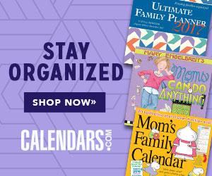 Shop Family Organizers at Calendars.com Today!