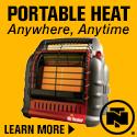 Mr. Heater Indoor/Outdoor Heater