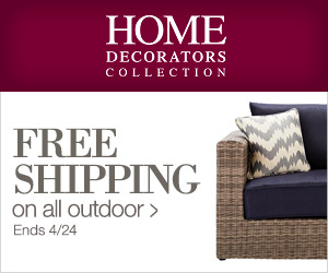 Click Here to get FREE SHIPPING on ALL Outdoor Items (Outdoor, Garden, Deck and Patio Furniture, Decor, Lighting, Storage, Accessories and More) at Home Decorators Collection and Support The Garden Oracle with Your Purchases!  Hurry, Ends 4/24/17!  The Garden Oracle: Organic, Vegetable, Herb, Fruit, Flower, Shrub, Lawn and Tree Gardening & Veggie Growing Advice, Garden Tutorials, Pruning & Planting Supplies, Seeds & Plants, Heirloom Seeds, Garden Tools & Equipment, Lawn Mowers, Trellis for Vegetables Vines & Flowers, Tomato Cages, Plant Supports, Garden Soil, Potting Soil, Seedling Soil Mix, Compost, Composting Bins, Fertilizer & Plant Food, Water Hoses & Watering Cans, Sprinklers & Drip Irrigation, Outdoor Decor, Arbors, Raised Garden Beds, Pots & Planters, Seedstarting, Germinating & Propagation Equipment, Patio Furniture, Lighting, Yard Accents, Gardeners Clothing & Yardwork Gear and More!