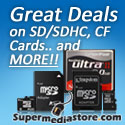Super Media Store - Blank recordable CD, DVD and Blu-ray media, Flash Drives & memory cards, Blu-Ray CD/DVD Duplicators