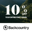 Get great deals from Backcountry.com