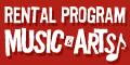Rental Program at Music & Arts