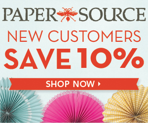 Paper Source Save for New Customers