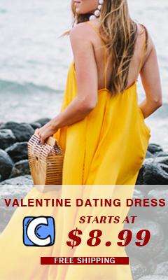 Valentine Dating Dress! Starts at $8.99! Free Shipping!
