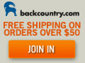 Free Shipping at Backcountry.com