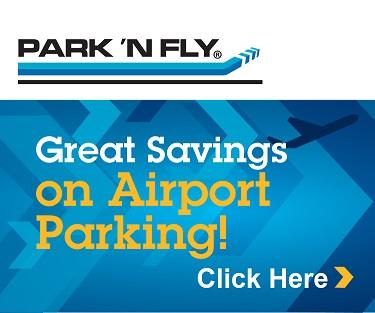 Savings On Airport Parking!