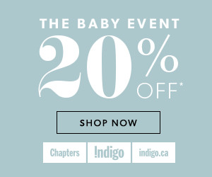 The Baby Event - save 20% on select items for baby! (April 27 - 30)