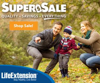 Life Extension® Super Sale 2017