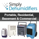 Shop SimplyDehumidifiers.com for Free Shipping!