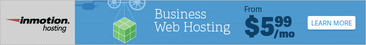 Web Hosting at InMotion Hosting