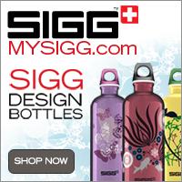 Shop Design Bottles at MYSIGG.com!