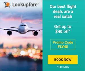 Best Flight Deals, Lookupfare