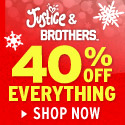 Justice 70% Off Clearance Sale