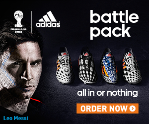 adidas Battle Pack Cleats Messi