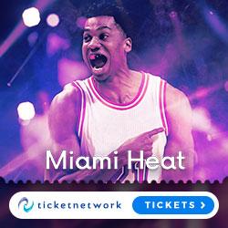 Miami Heat Tickets