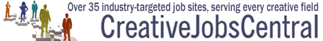 Creative Jobs Central - Over 35 Targeted Job Sites