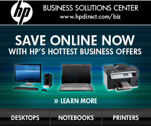 HP Business Solutions Center!