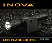 INOVA LED Flashlights